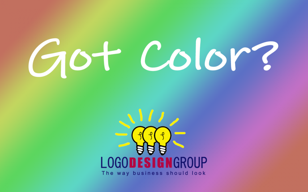 Does color matter in a logo?