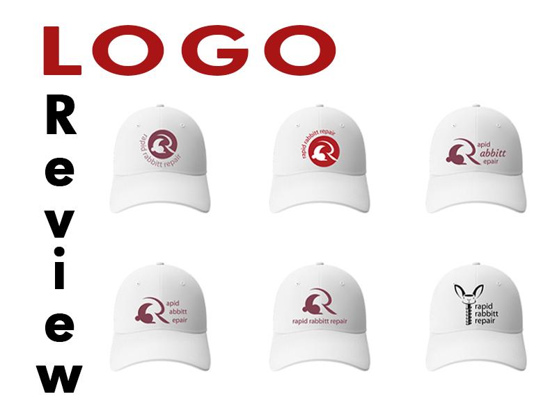 logo review